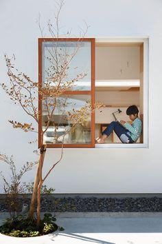 イドコロ: ma-style architectsが手掛けた窓・ドアです。
