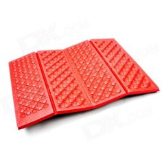 Color: Black + Red; Brand: Acecamp; Model: 3940; Quantity: 1 Piece; Material: XPE; Best Use: Family & car camping,Backpacking,Camping,Mountaineering,Travel,Fishing; Sleeping Pad Type: Foam pad; Sleeping Pad Shape: Semi Rectangular; Packing List: 1 x Moistureproof pad1 x Portable pouch; http://j.mp/1pX2jR4