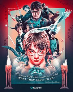 Harry Potter throughout the years, mixed with the book illustrations – Poster Harry Potter Fan Art, Harry Potter Movie Posters, Harry Potter Pictures, Harry James Potter, Harry Potter Facts, Harry Potter Fandom, Harry Potter Movies, Harry Potter World, Hogwarts