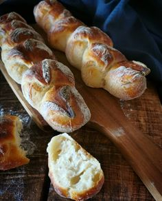 Best Bread Recipe, Bread Recipes, Cooking Recipes, Cooking Bread, Food Decoration, Pampered Chef, Fabulous Foods, Sweets Recipes, No Bake Cake