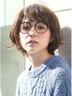 30代40代50代大人カジュアルショート【CAMINOIA銀座】 Short Hairstyles For Women, Summer Hairstyles, Messy Hairstyles, Short Hair Styles For Round Faces, Medium Hair Styles, Curly Hair Styles, Short Hair Syles, Short Hair Cuts, Hair Arrange