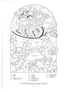 Számolós színező 10-ig - boros.patricia - Picasa Webalbumok