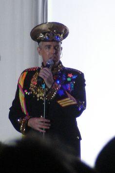 Neil Tennant 2006/2007