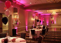 Holiday Inn Mansfield Foxboro Ma Wireless Led Uplighting By B Sharp Entertainment Www Southcoastdj