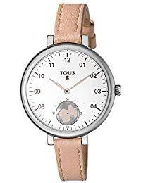 Reloj TOUS Plate Round 400350900 Mujer.: Amazon.es: Relojes