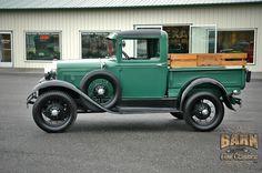 1931 Ford Model A Pickup | Barn Fine Classics