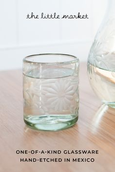 Etched Glassware, Humble Abode, My Dream Home, Home Decor Inspiration, Home Kitchens, A Table, Home Accessories, Decoration, Home Goods
