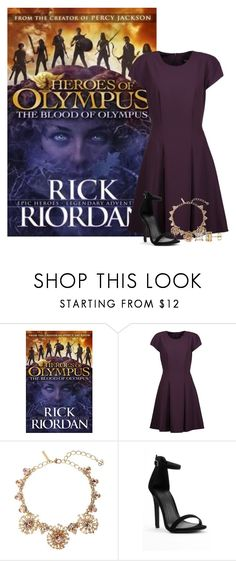 The Blood of Olympus Heroes of Olympus(Book 5) - Rick Riordan by ninette-f on Polyvore