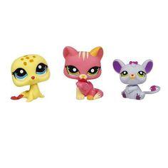 Littlest Pet Shop 3 Pack 1