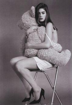 Doutzen Kroes for Vogue Hommes International