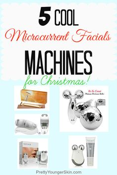 5 of the Coolest Home Microcurrent Facial Machines for Christmas and Holiday Gif Microcurrent Facial, Aesthetic Dermatology, Aesthetic Clinic, Face Massage, Facial Toner, Skin Care Treatments, Luxury Beauty, Beauty Hacks, Beauty Tips