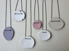 colgantes ceramica - Buscar con Google