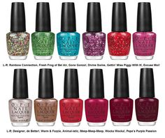 2011-OPI Muppets Collection