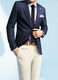 Tailored Spring Suit