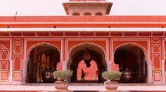 City Palace – Jaipur (The Pink City), India Agra, City Palace Jaipur, Taj Mahal, Places To Travel, Wanderlust, Building, Indian, Google, Pink