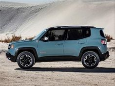 Jeep Renegade-- how cute is this??