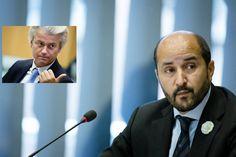 PvdA-Kamerlid Ahmed Marcouch baart opzien door uitspraken over de achtergrond van politieagenten. Nederlanders die de PVV van Geert Wilders aanhangen, zoud - Nederland