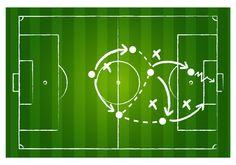 Soccer coach plan.