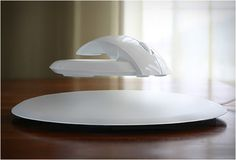 The BAT levitating wireless computer mouse - not exactly practical but pretty freakin' awesome!