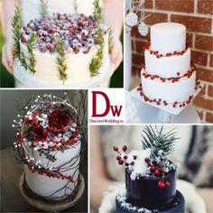 Зимняя ягодная свадьба | DiscoverWedding.ru