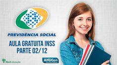 Aula Gratuita para o INSS - Direito Previdenciário (Parte 2/12) http://w500.blogspot.com.br/
