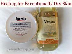 The Cure for Dry Skin #diyfacemasksfordryskin #DarkSpotsOnFace Homemade Moisturizer, Moisturizer For Dry Skin, Oily Skin, Skin Oil, Dry Skin Causes, Skin Care Routine For 20s, Skin Routine, Dry Skin Remedies, Eczema Remedies