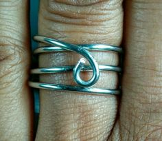 Reversible stackable ring