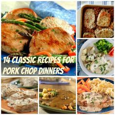 Quick and easy pork chop casserole recipes