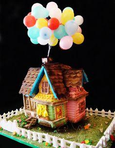 UP Cake!
