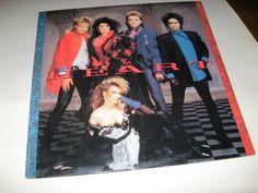 Heart - Heart , record mint, Lp