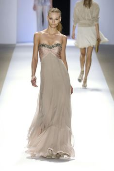 Carlos Miele - New York Fashion Week Spring 2007