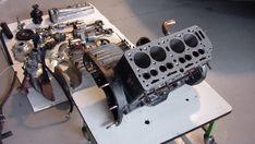 Mercedes-Benz 170 S motore