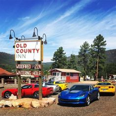 Old County Inn, located among the towering Ponderosas of Pine, is one pizzeria you have to visit if you're traveling through Rim Country.
