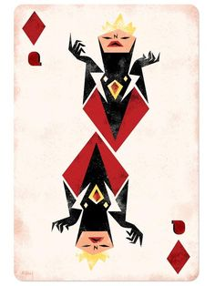 Nostalgic Fairytale Playing Cards