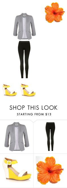 """""""Work Work Work"""" by grace-dxvii on Polyvore featuring Miss Selfridge and Topshop"""