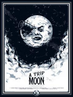 Mondo: The Archive | Phantom City Creative - A Trip to the Moon, 2012