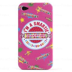 Smarted Pattern Soft Case for iPhone 4 and 4S