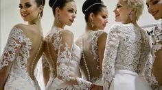 Sfilate abiti da sposa video