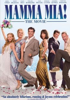 Mamma Mia! movie cover