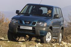 Nissan Terrano swb Crazy Cars, Weird Cars, Nissan Terrano Ii, Four Wheelers