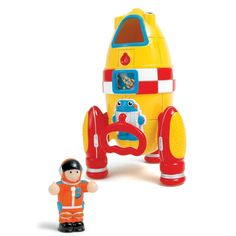 Right now you can get this fun WOW Ronnie Rocket - Fantasy for only $21 (Reg. $41.99)! This great set would make a wonderful gift idea!    Visit us at http://www.thecouponingcouple.com for more great posts!