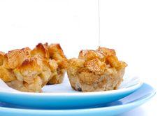 Muffins van wentelteefjes