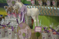 Horses and Art Birthday Party Ideas | Photo 2 of 25