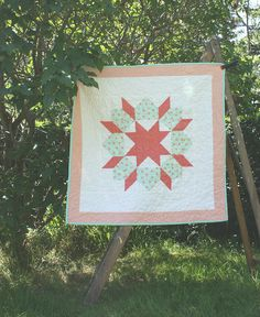 swoon baby quilt | Flickr - Photo Sharing! Love the swoon quilts.