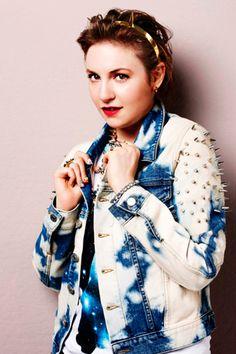 Lena Dunham, top model? ASOS says YES!
