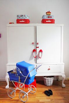 Children's room - Closet would be good because we need the extra storage