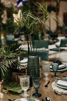 Jungle Glam Playa del Carmen Destination Wedding Wedding Blog, Destination Wedding, Wedding Planning, Dream Wedding, Boho Wedding, Wedding Gowns, Wedding Reception Centerpieces, Wedding Table Numbers, Funny Wedding Photos