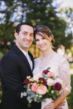DC Real Wedding - Bergerons Flowers - Bergerons Event Florist Blog - Elizabeth and Tim's Stunning Union