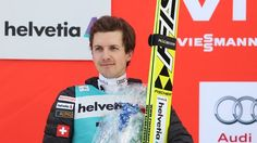 SJ World Cup Engelberg 2014 - 2nd Competition - FIS-SKI - Simon Ammann