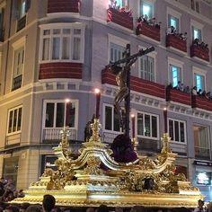 #SemanaSantaenAndalucia: Málaga, by @myguiadeviajes